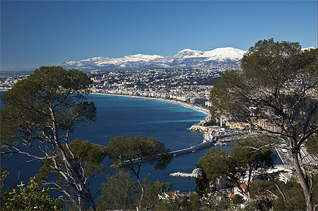 Baie des Anges Nice  France