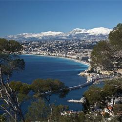 Baie des Anges Nice  France