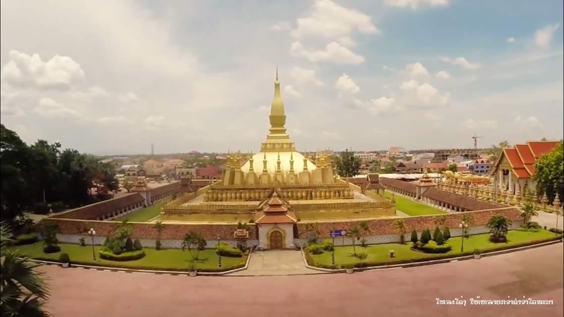 That Luang Vientiane Laos
