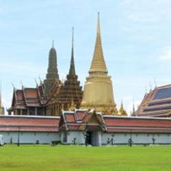 Grand Palais ou Palais Royal Bangkok Thaïlande