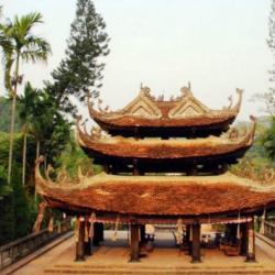 Pagode des Parfums à Huong son Vietnam